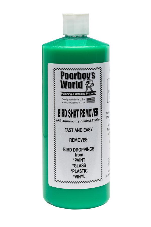 Poorboy's World Bird Sh#t Remover 32oz