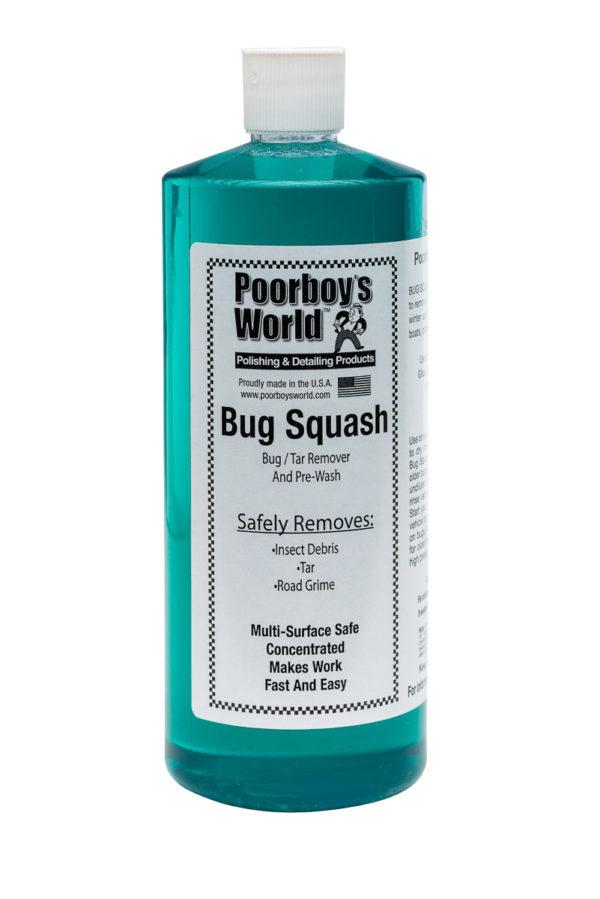 Poorboy's World Bug Squash Bug and Tar Remover 32oz