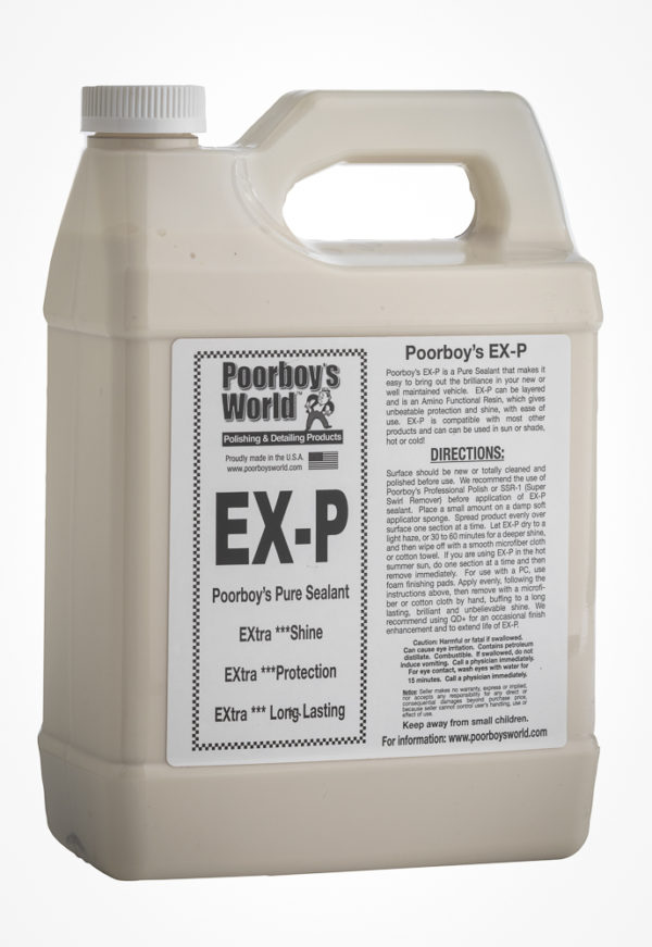 Poorboy's World EX-P Sealant 128oz
