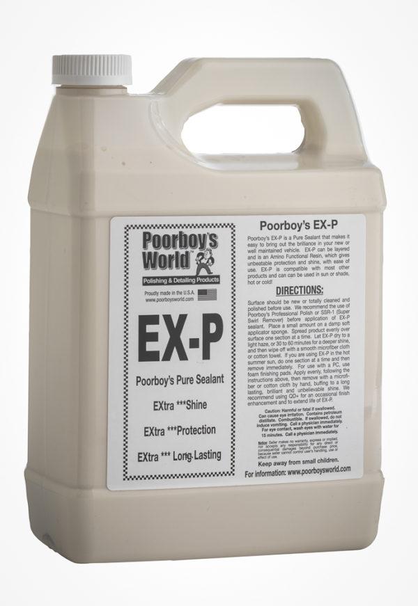 Poorboy's World EX-P Sealant 128oz