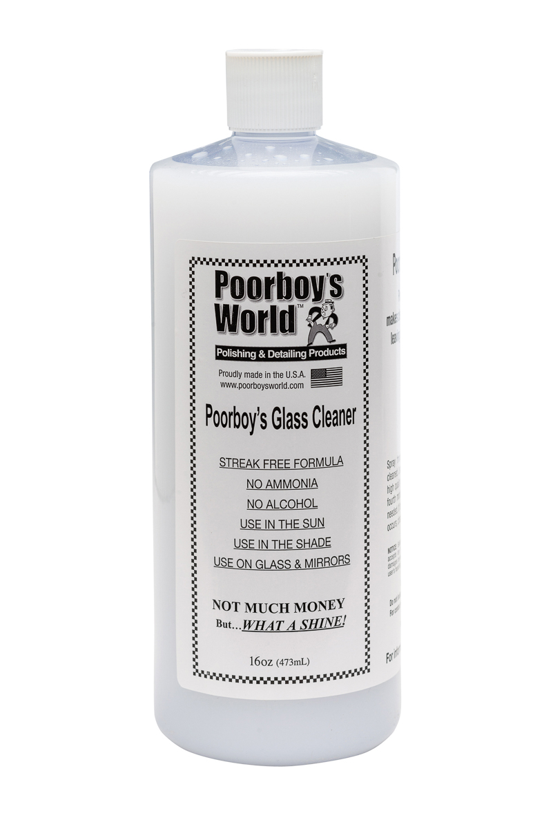 Poorboy S World Glass And Windscreen Cleaner Poorboy S World