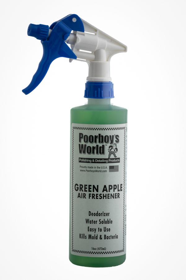 Poorboy's World Green Apple Air Freshener 16oz