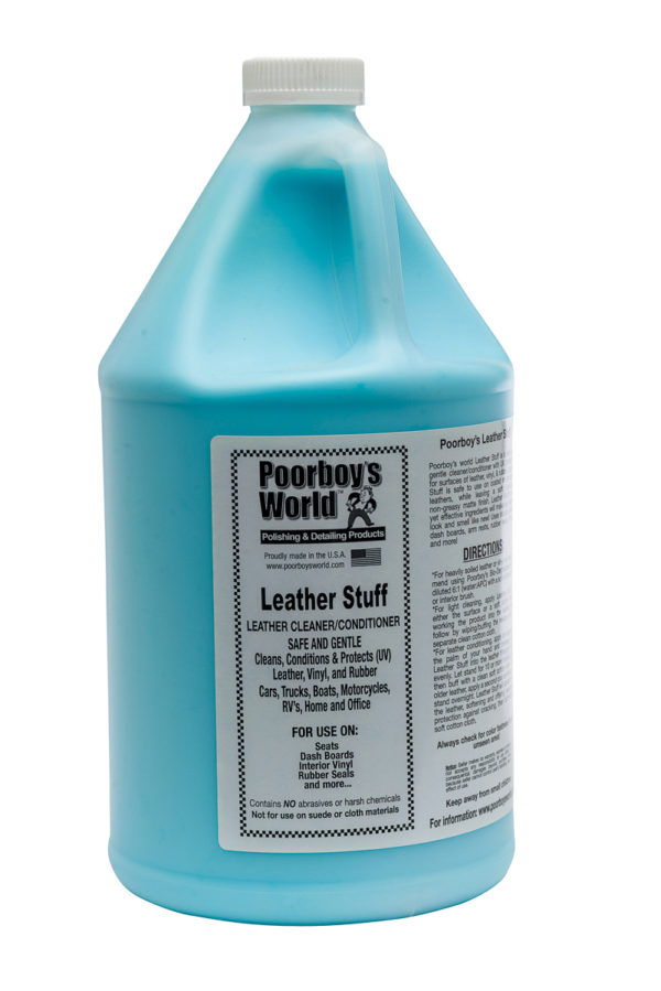 Poorboy's World Leather Stuff 128oz