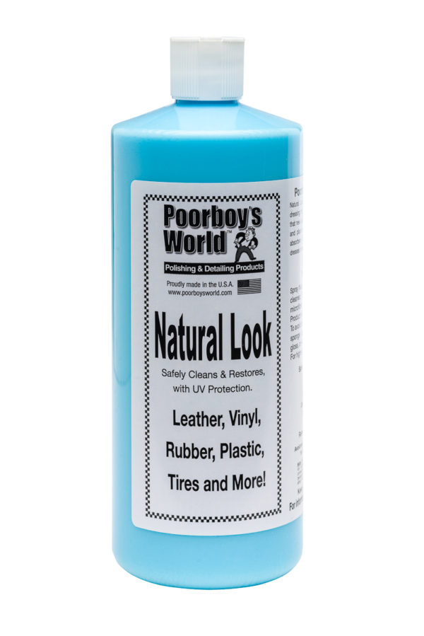 Poorboy's World Natural Look 32oz