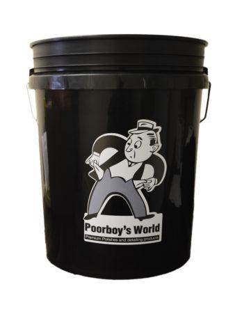 Poorboy's Black Bucket