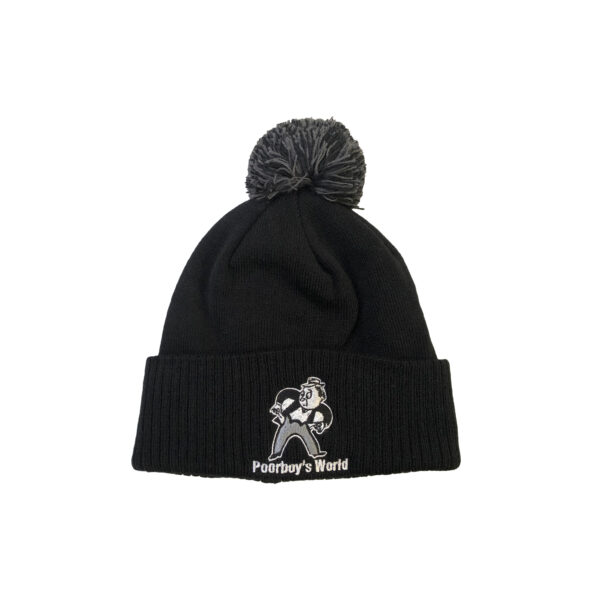 Poorboys Bobble Beanie Hat A
