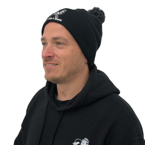 Poorboys Bobble Hat Model