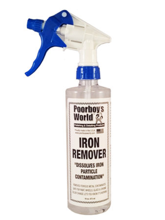 Poorboy's World Iron Remover 16oz