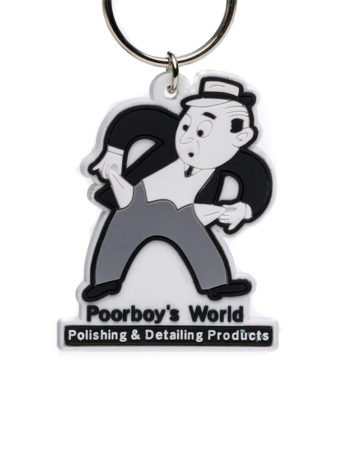 Poorboy's World Keyring