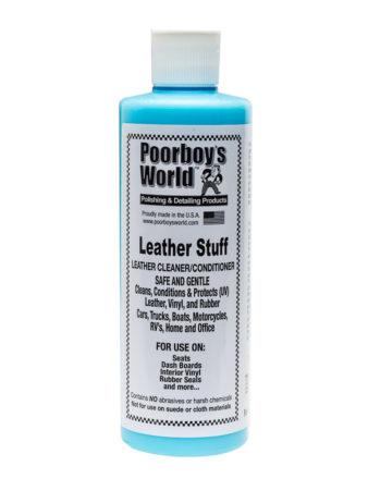 Poorboy's World Leather Stuff 16oz