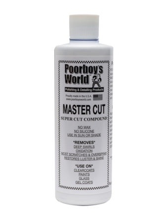 Poorboy's World Master Cut 16oz