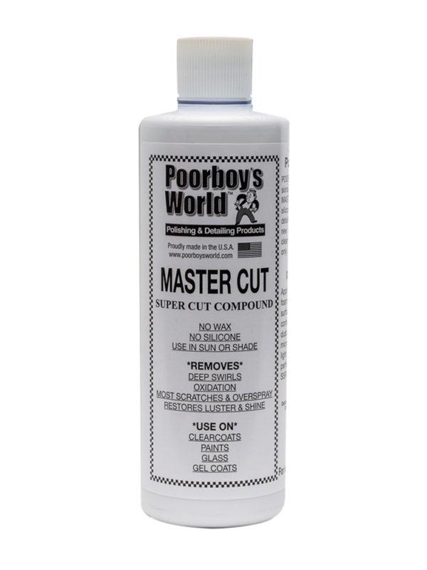 Poorboy's World Master Cut 16oz