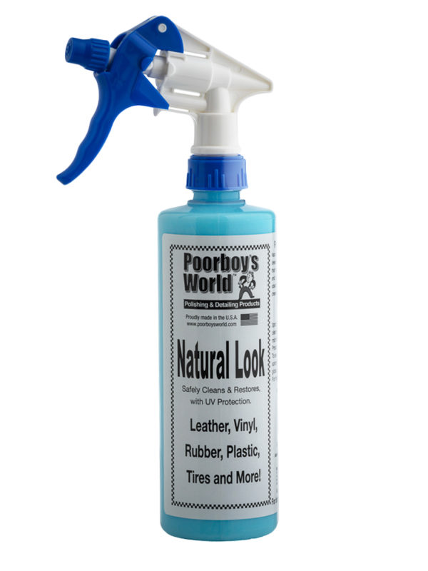 Poorboy's World Natural Look 16oz