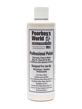 Poorboy's World Professional Polish 16oz