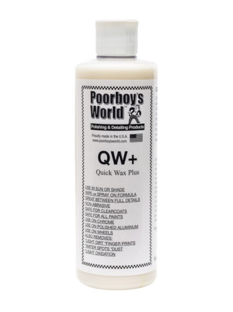 Poorboy's World QW+ 16oz