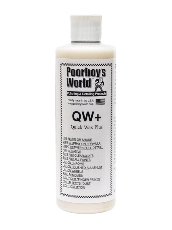 Poorboy's World QW+ 16oz
