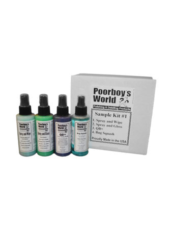 Poorboy's World Sample Kit 1