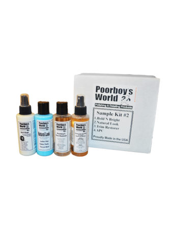 Poorboy's World Sample Kit #2