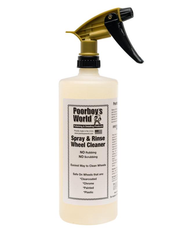 Poorboy's World Spray and Rinse 32oz