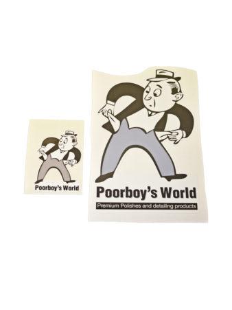Poorboy's World Stickers