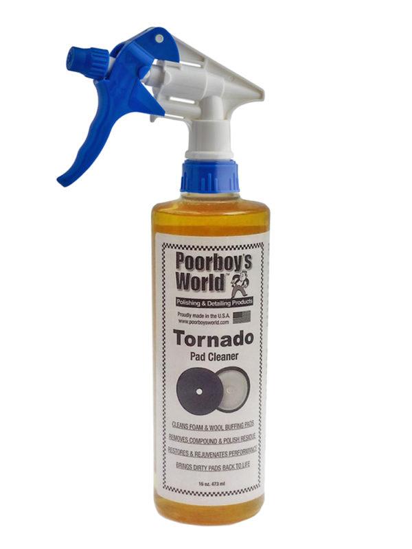 Poorboy's World Tornado Pad Cleaner 16oz