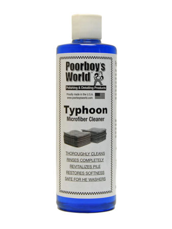 Poorboy's World Typhoon Microfibre Cleaner 16oz