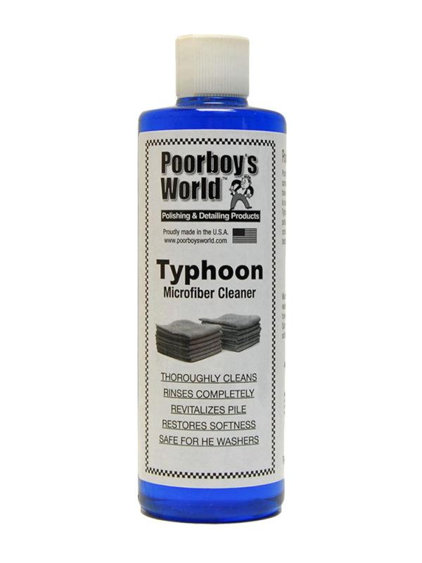 Poorboy's World Typhoon Microfibre Cleaner 16oz