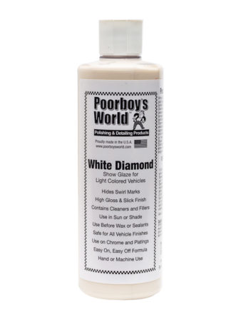 Poorboy's World White Diamond 16oz