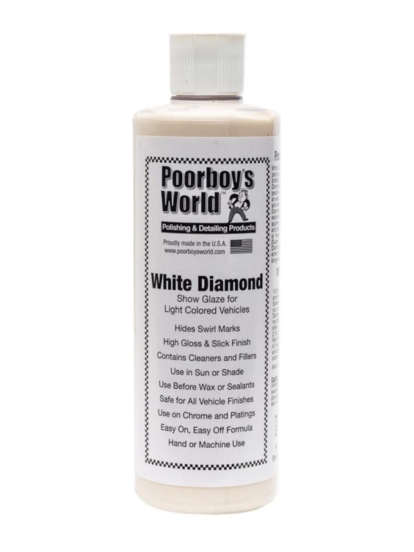 Poorboy's World White Diamond 16oz