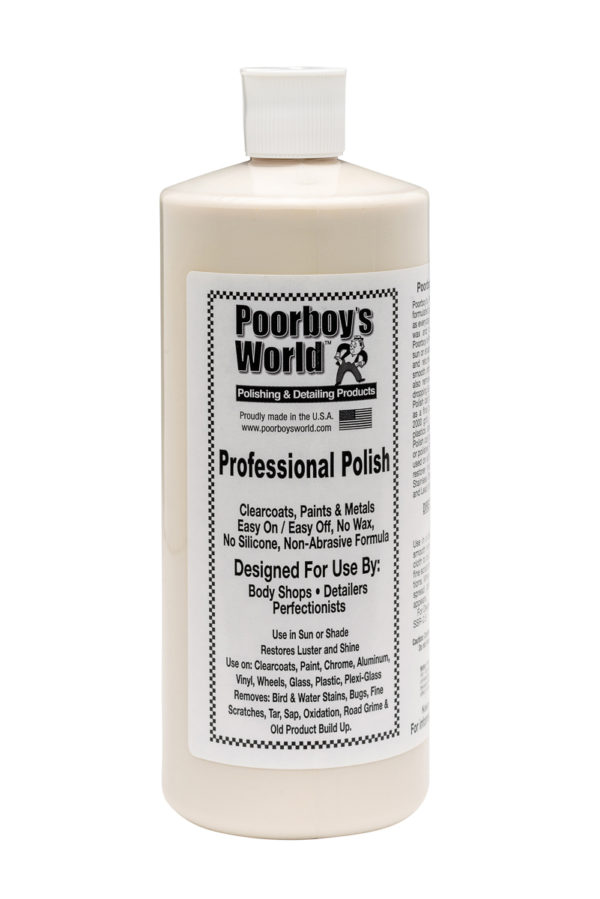Poorboy's World Professional Polish 32oz