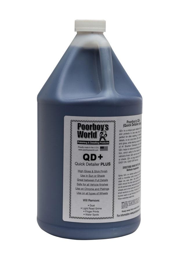 Poorboy's World QD+ Quick Detail Spray 128oz