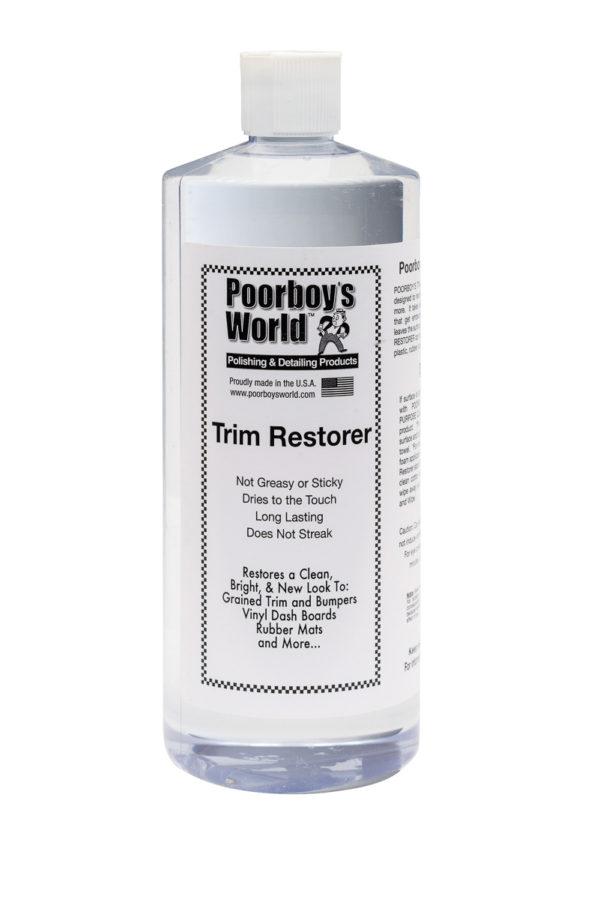 Poorboy's World Trim Restorer 32oz