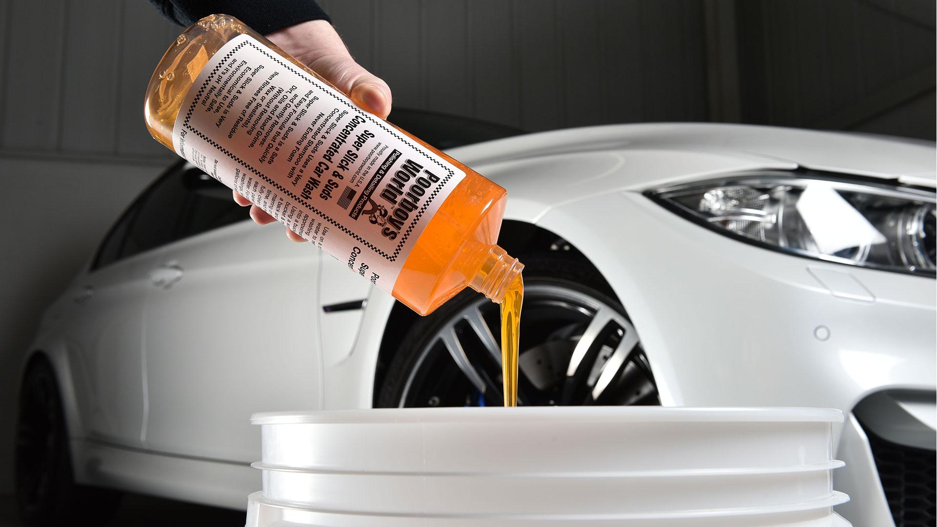 Car Washing Products