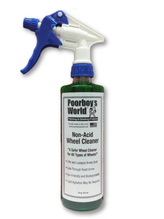 Poorboy's World Non-Acid Wheel Cleaner