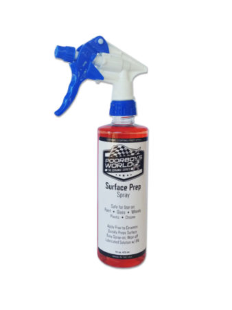 Poorboys Surface Prep Spray